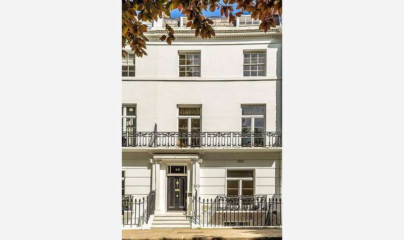6 Bedrooms Terraced House for sale in 50 Egerton Crescent, Chelsea, SW3