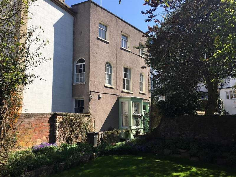 5 Bedrooms Semi Detached House for sale in Richmond Hill, Bristol