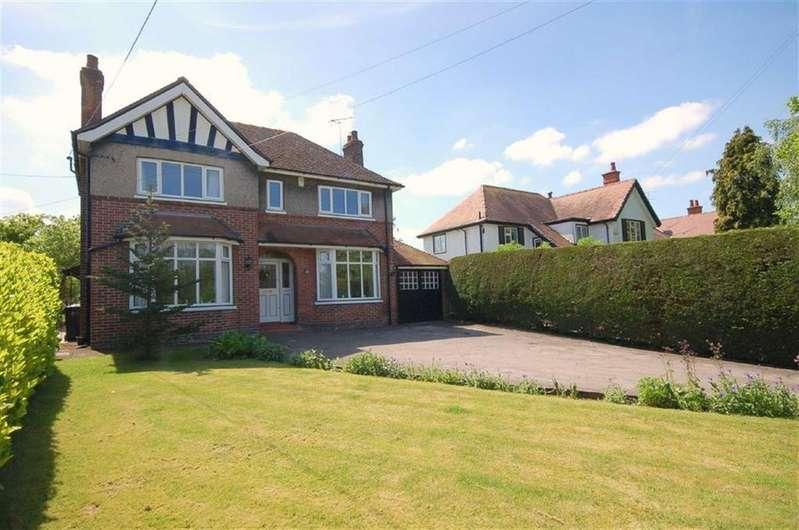 3 Bedrooms Detached House for sale in Broughton Lane, Wistaston, Crewe