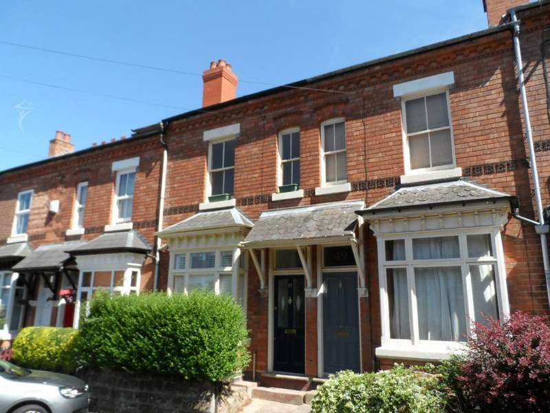 3 Bedrooms House for rent in Leighton Road, Moseley, B13 8HD