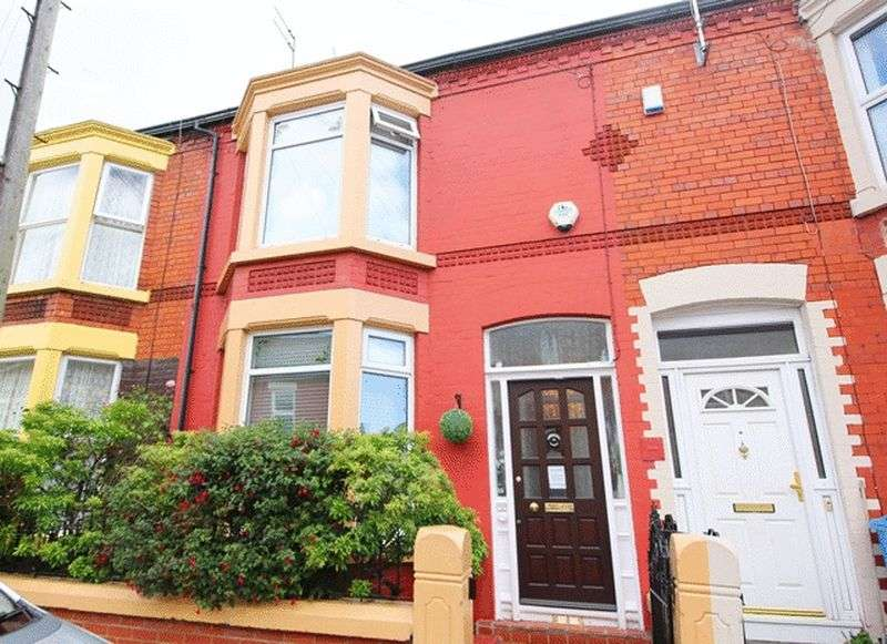 3 Bedrooms Property for sale in Ramilies Road, Mossley Hill, Liverpool, L18