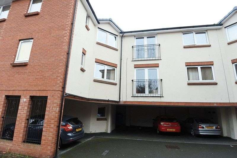 1 Bedroom Property for sale in Rydal Court, Carlisle