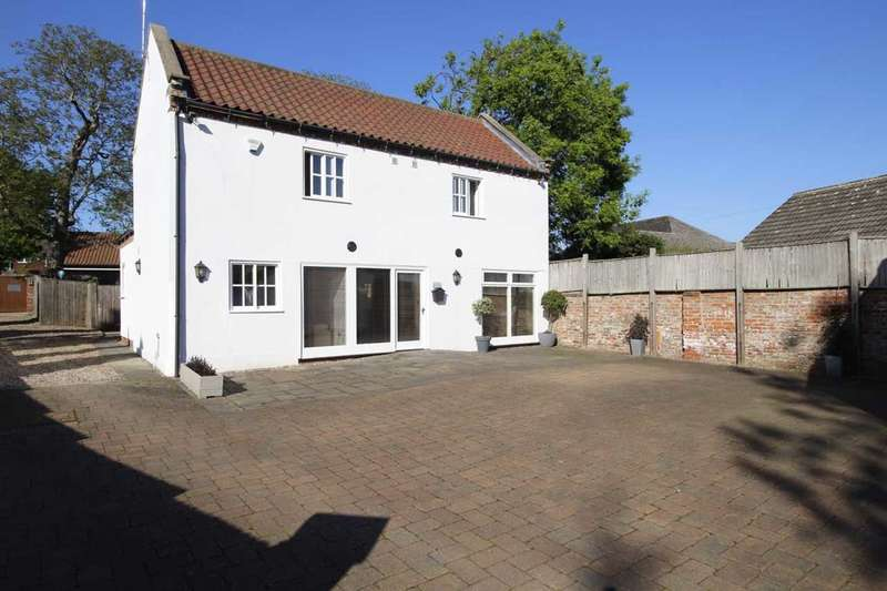 4 Bedrooms Detached House for sale in The Old Coach House, Ash Hill Road, Hatfield