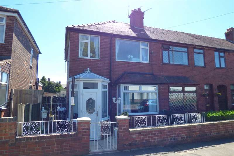 2 Bedrooms End Of Terrace House for sale in Alcester Street, Chadderton, Oldham, OL9