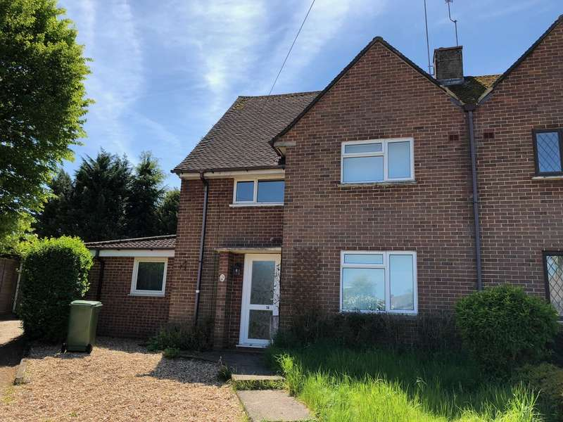 5 Bedrooms Semi Detached House for rent in Fleming Road, Winchester SO22