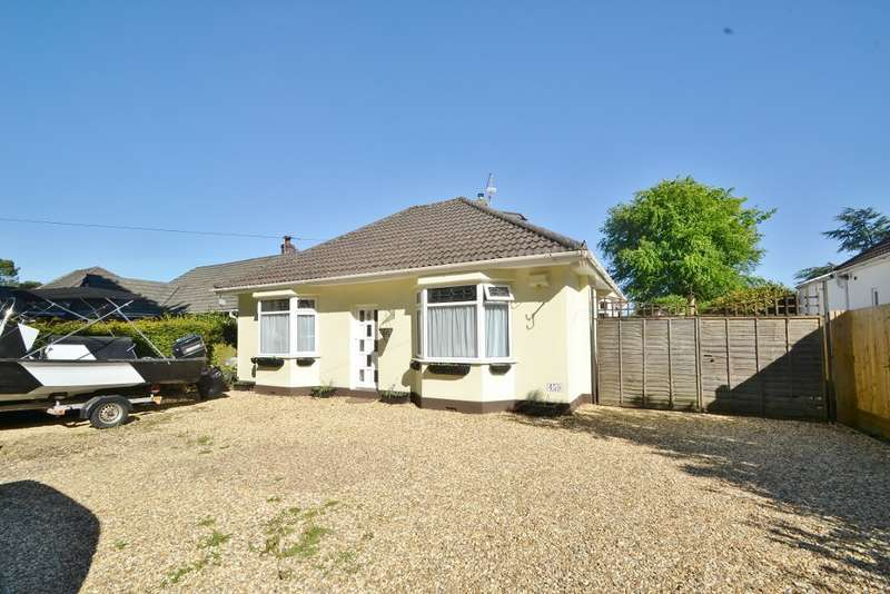 3 Bedrooms Bungalow for sale in Poole