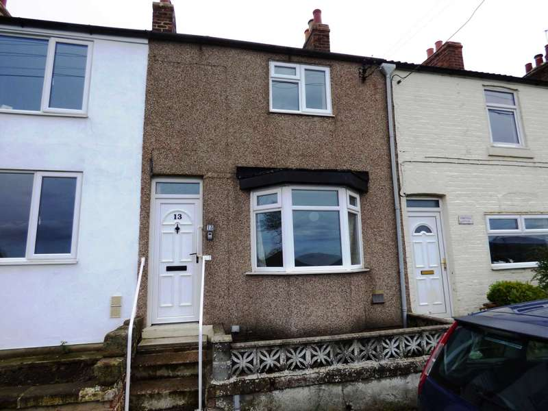 2 Bedrooms Terraced House for sale in North Terrace, Loftus