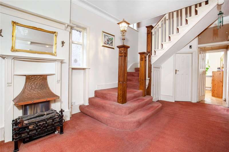 5 Bedrooms Semi Detached House for sale in Hart Grove, Ealing, W5