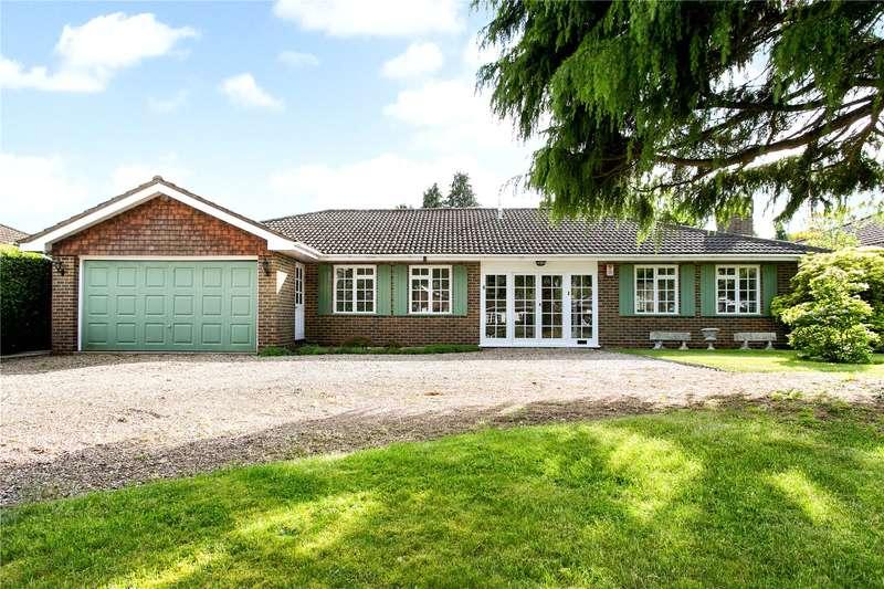 3 Bedrooms Detached Bungalow for sale in Caroon Drive, Sarratt, Rickmansworth, Hertfordshire, WD3