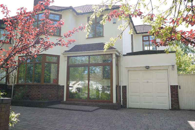 4 Bedrooms Semi Detached House for sale in Childwall Valley Road, Childwall, L16 4PE