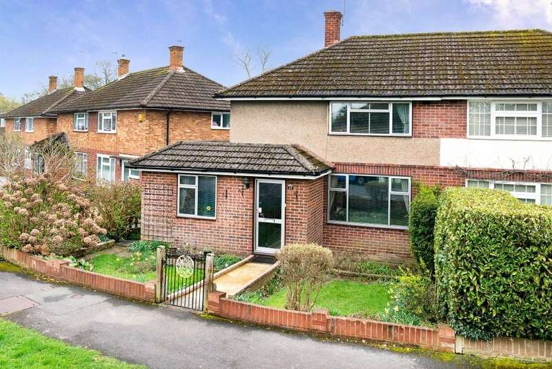 2 Bedrooms Semi Detached House for sale in OLD WINDSOR