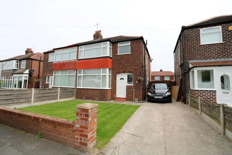 3 Bedrooms Semi Detached House for sale in Ashley Road, Offerton