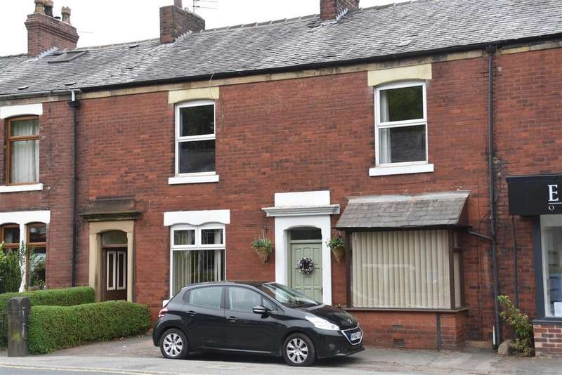 3 Bedrooms Terraced House for sale in Preston Road, Clayton-Le-Woods, Chorley