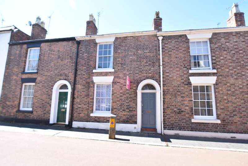 2 Bedrooms Terraced House for sale in Egerton Street, Chester