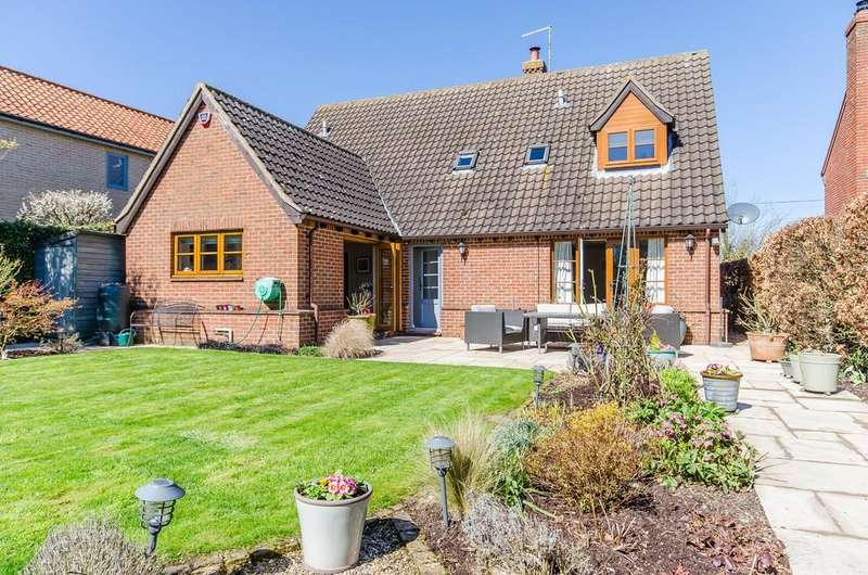 4 Bedrooms Detached House for sale in High Street, Boxworth
