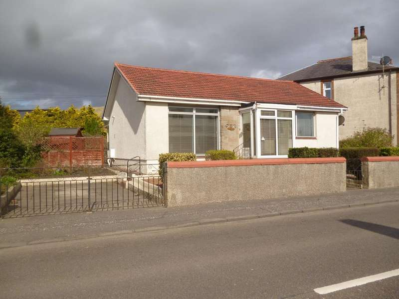 2 Bedrooms Detached Bungalow for sale in 25 Irvine Road, LARGS, KA30 8HR