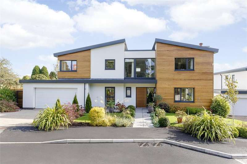 5 Bedrooms Detached House for sale in Holland Park, Exeter, Devon