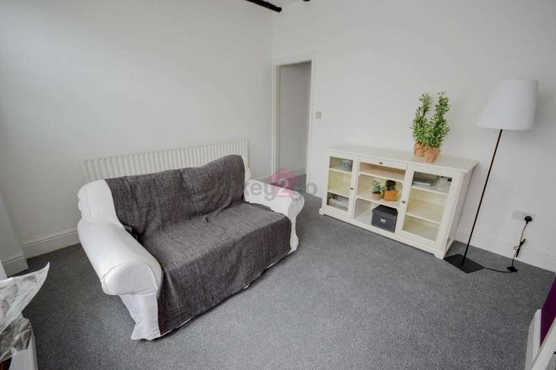 2 Bedrooms Terraced House for rent in High Street, Beighton, Sheffield, S20