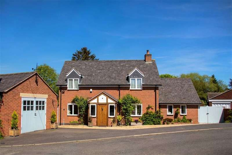 4 Bedrooms Detached House for sale in Fenny Lane, Shearsby