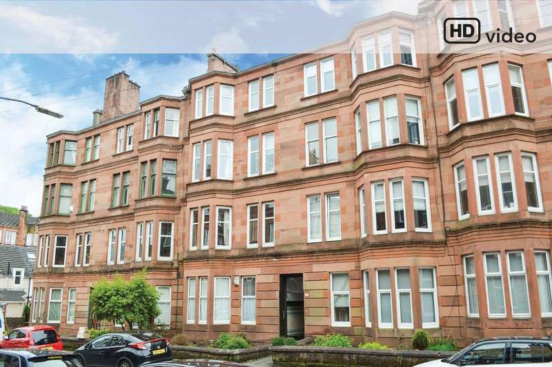 2 Bedrooms Flat for sale in Strathyre Street, Flat 3/1, Shawlands, Glasgow, G41 3LW
