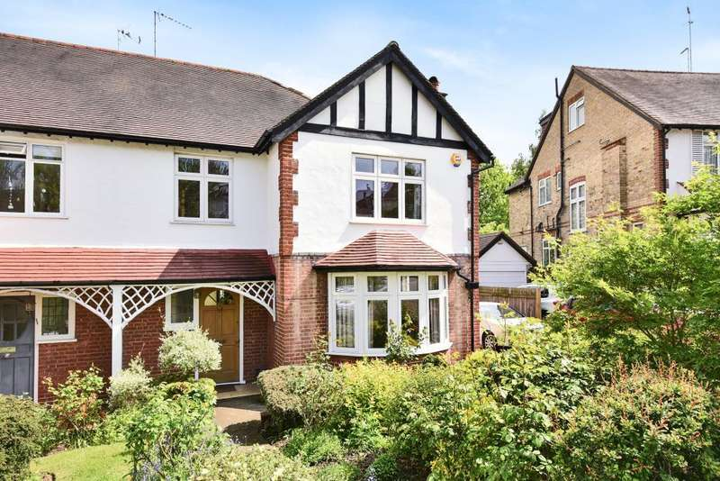 4 Bedrooms House for sale in New Barnet, Barnet, EN5