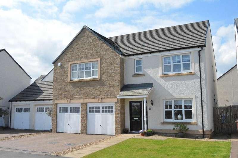 5 Bedrooms Detached House for sale in Jardine Avenue, Larbert, Falkirk, FK2 8RG