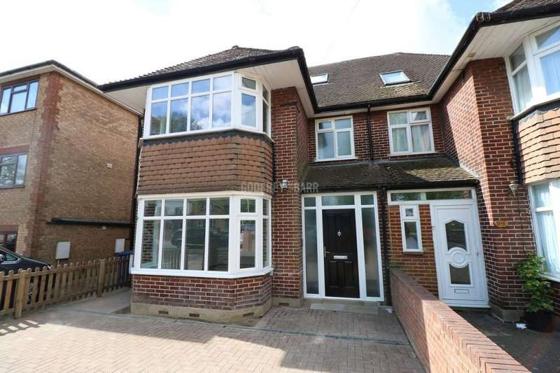 3 Bedrooms Semi Detached House for sale in East End Road, Finchley