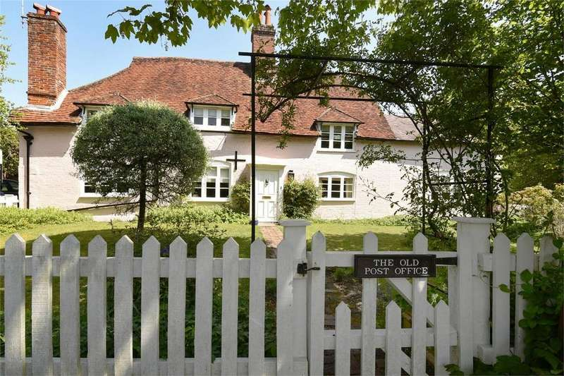 6 Bedrooms Detached House for sale in Kings Worthy, Winchester, Hampshire