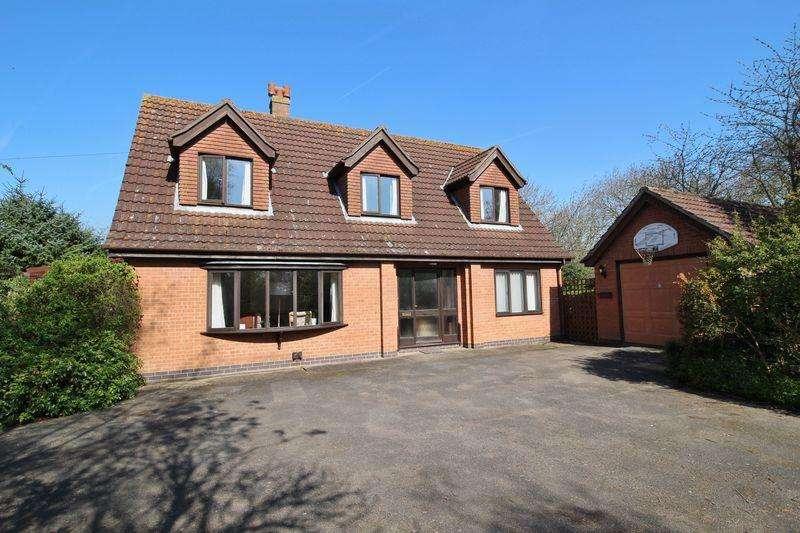 3 Bedrooms Detached House for sale in Spilsby Road, Partney, Spilsby