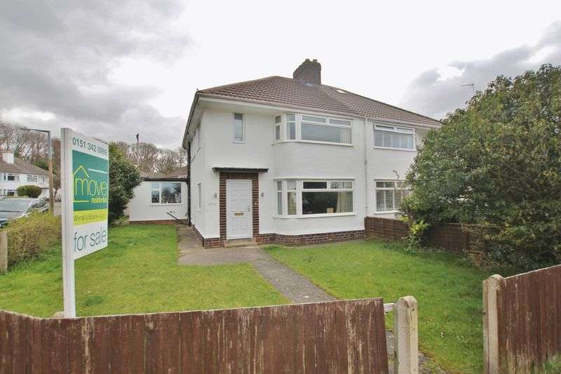 3 Bedrooms Property for sale in Parkway, Irby, Wirral