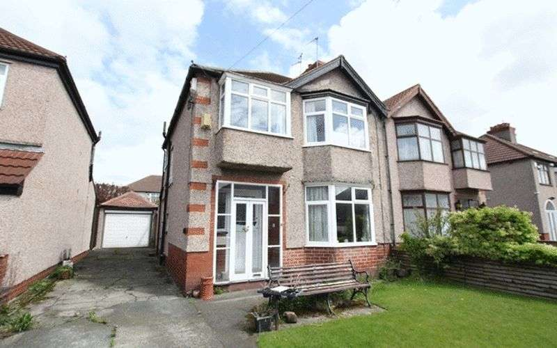 3 Bedrooms Property for sale in Reedale Road, Mossley Hill, Liverpool, L18