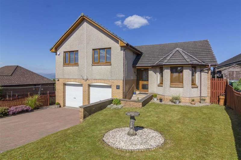 4 Bedrooms Detached House for sale in Anderson Crescent, Falkirk