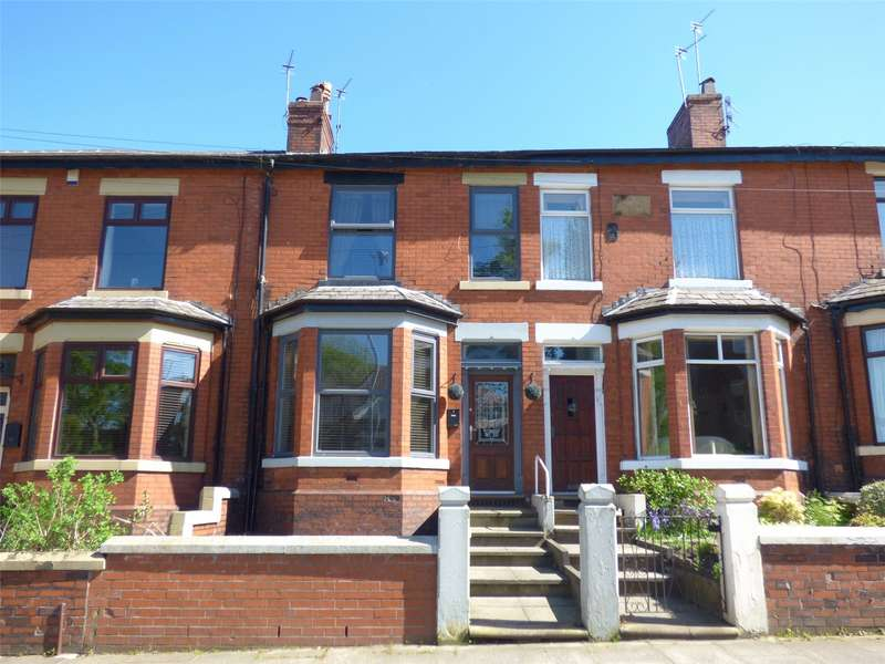 3 Bedrooms Terraced House for sale in Rochdale Road, Middleton, Manchester, M24