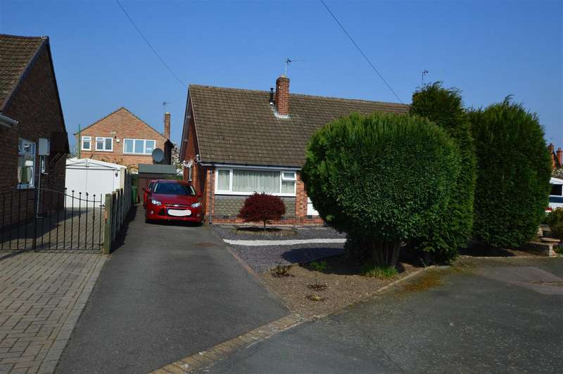 2 Bedrooms Property for sale in Cowdray Close, Loughborough