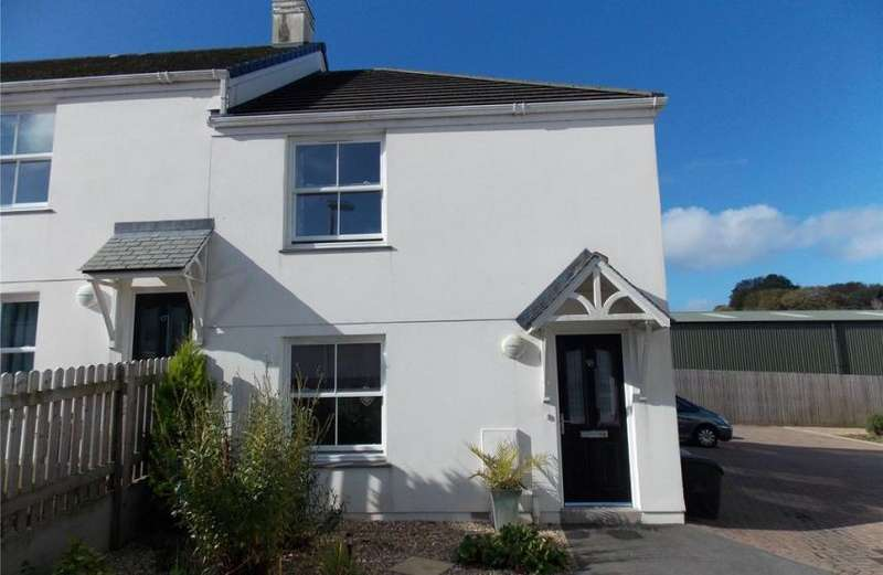 3 Bedrooms Property for sale in Wentworth Close, Southgate Street, Redruth
