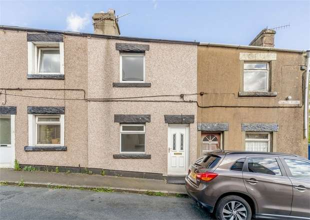 2 Bedrooms Terraced House for sale in William Street, Carnforth, Lancashire