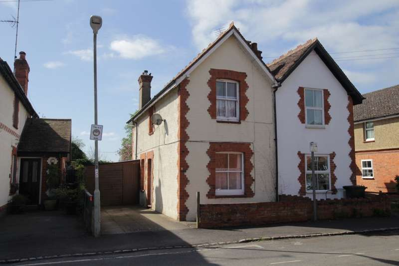 3 Bedrooms Semi Detached House for sale in Meadowside Road, Pangbourne, Reading, RG8