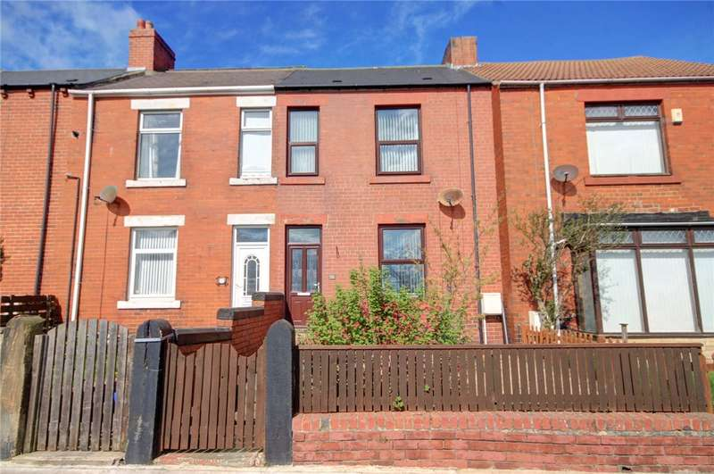 2 Bedrooms Terraced House for sale in Gray Terrace, Stanley, County Durham, DH9