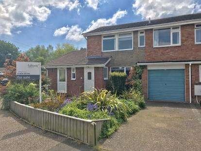4 Bedrooms Semi Detached House for sale in Feniton, Honiton, Devon