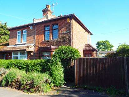 2 Bedrooms Semi Detached House for sale in Southampton, Hampshire