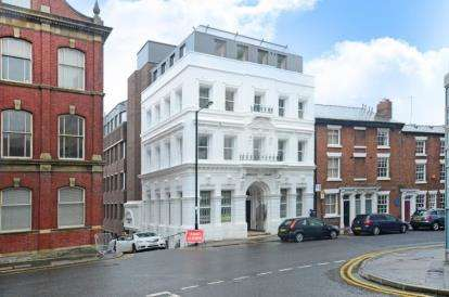 2 Bedrooms Flat for sale in Wharncliffe House, 44 Bank Street, Sheffield, South Yorkshire