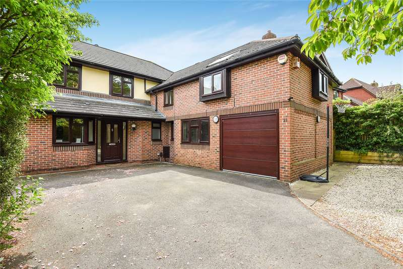 5 Bedrooms Detached House for sale in Westwates Close, Warfield, Berkshire, RG12