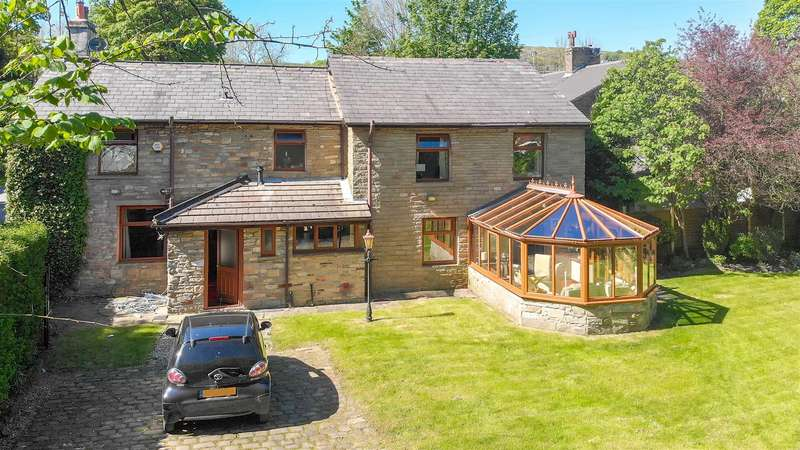 4 Bedrooms Detached House for sale in The Holme, Townsend Fold, Rossendale