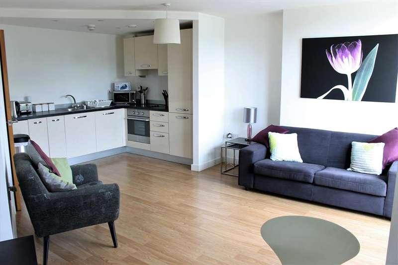 2 Bedrooms Flat for rent in Skyline, St. Peters Street, Leeds, LS9 8BN