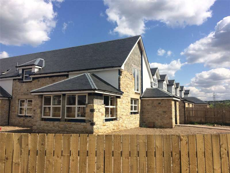 5 Bedrooms Terraced House for sale in No 3 Woodend Steading, Coach Road, Kilsyth, G65 0PZ, G65