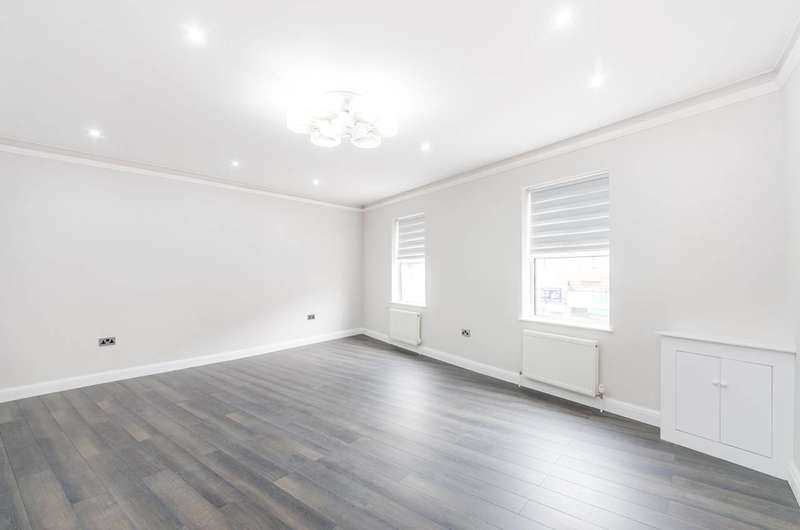 2 Bedrooms Flat for sale in West Green Road, Tottenham, N15