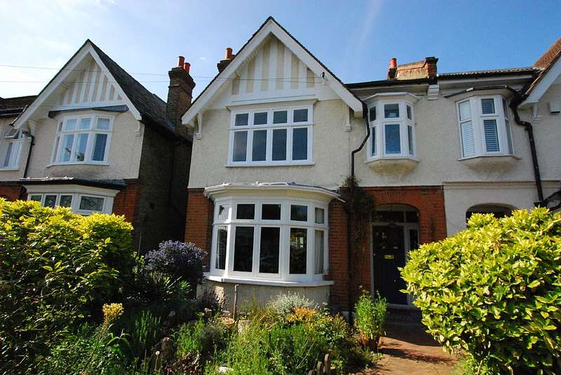 4 Bedrooms Semi Detached House for sale in Arran Road, Catford, London, London, SE6