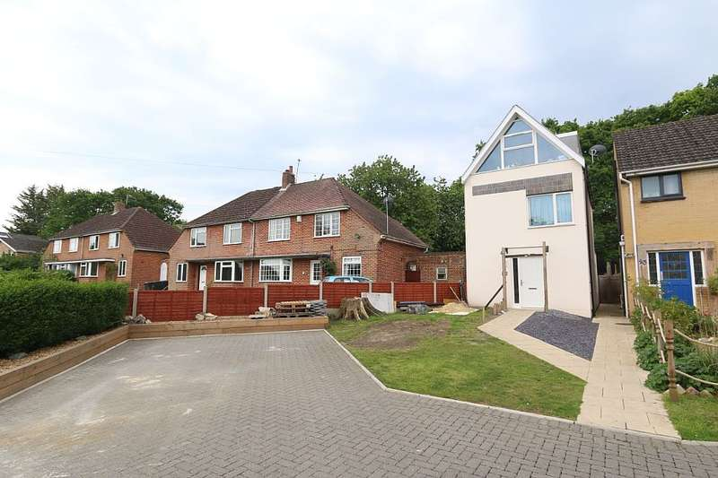 4 Bedrooms Detached House for sale in Moorside Road, Bournemouth, Dorset, BH11 8DG