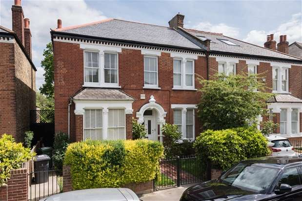 5 Bedrooms Semi Detached House for sale in Carson Road, Dulwich