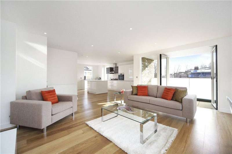 3 Bedrooms Flat for sale in Harlequin Mansions, Cambridge Avenue, Kilburn Park, London, NW6